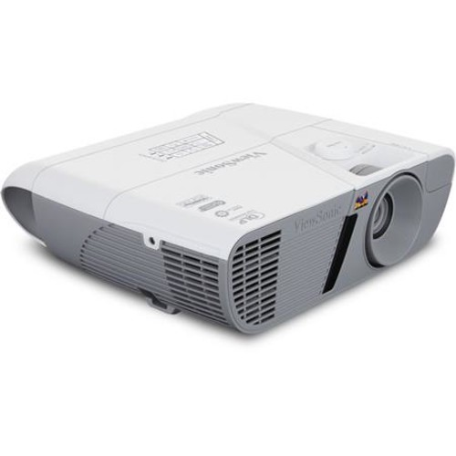 ViewSonic LightStream PJD7836HDL Full HD DLP Projector, White