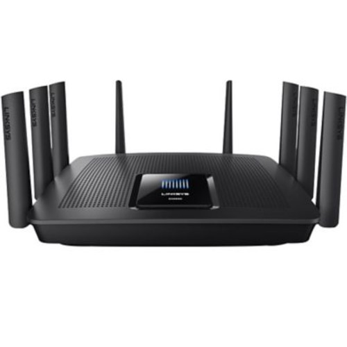 LINKSYS EA9500 MAX-STREAM AC5400 MU-MIMO GIGABIT ROUTER (CERTIFIED REFURBISHED)