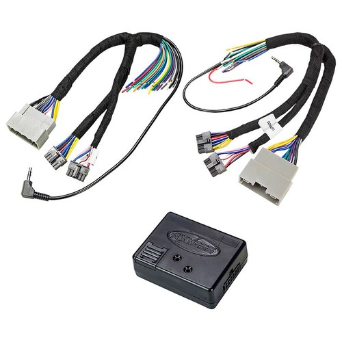 AXXESS - Data Interface for Select Chrysler, Dodge, Jeep, Mitsubishi, RAM and Volkswagen Vehicles - Black