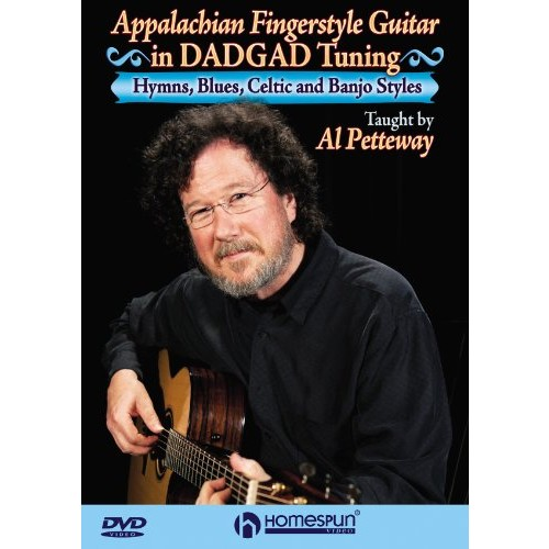 Appalachian Fingerstyle Guitar in DADGAD Tuning