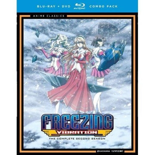 Freezing Vibration:Season Two (Anime (Blu-ray)