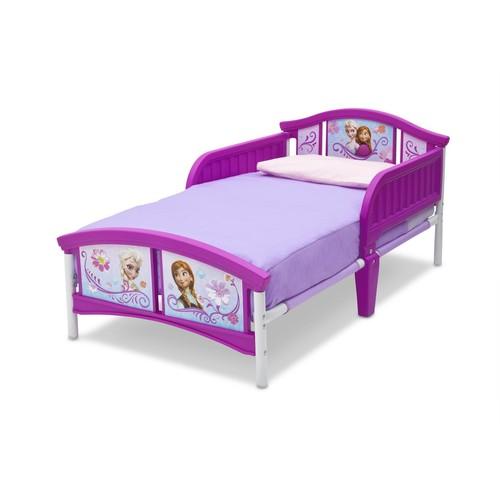 Disney Frozen Toddler Girl's Bed