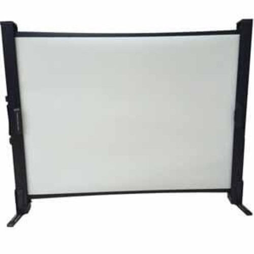 Inland 40 Portable Foldable Table Top Projection Screen