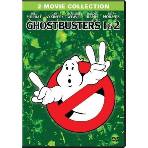 Ghostbusters And Ghostbusters Ii (DVD)