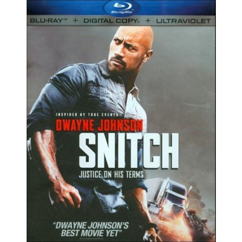Snitch (Includes Digital Copy) (UltraViolet) (Blu-ray)