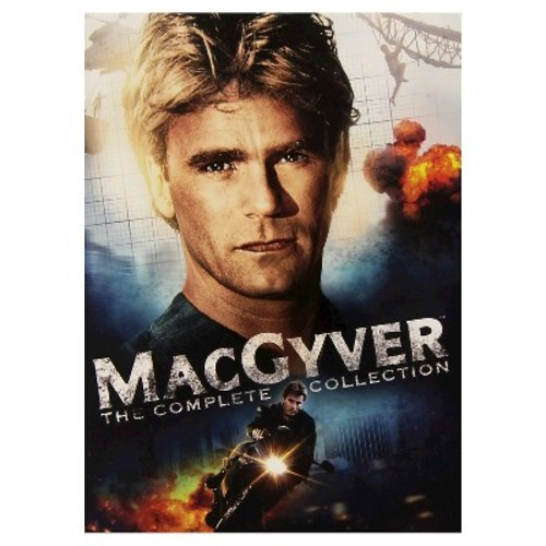 MacGyver: The Complete Collection [39 Discs]