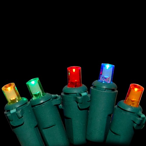 LumaBase Multicolor Mini LED String Lights