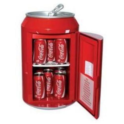Koolatron CC10 Coca Cola Can Fridge
