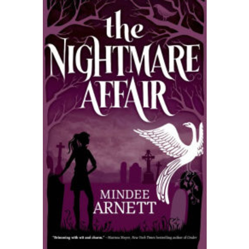 The Nightmare Affair (Arkwell Academy Series #1)