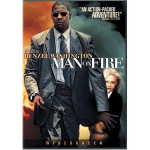 Man on Fire WSE DD5.1/DDS/DTS