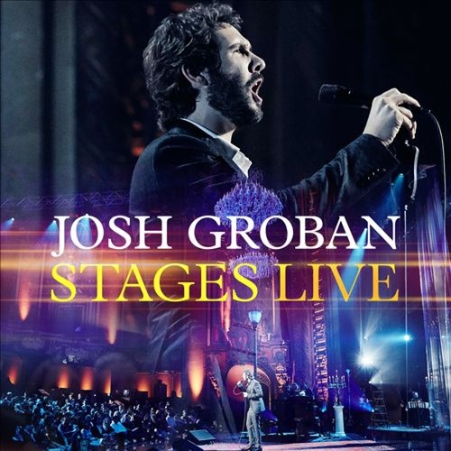 Stages Live [CD/BR] [CD & Blu-Ray]