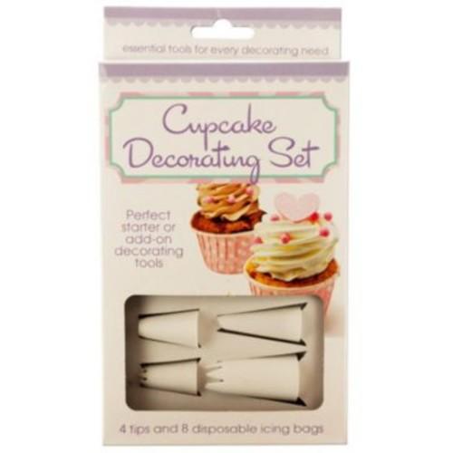 DDI Cupcake Decorating Set (DLR50562)