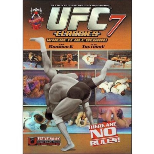 Ufc #7: The Brawl In Buffalo