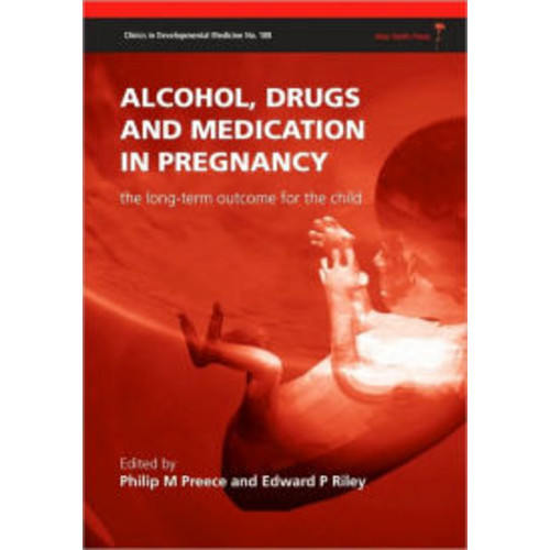 Alcohol, Drugs and Medication in Pregnancy: The Long Term Outcome for the Child / Edition 1