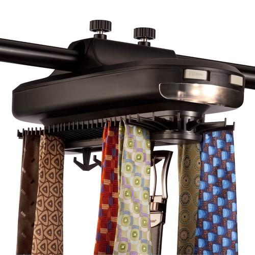 Honey-Can-Do Tie & Belt Organizer