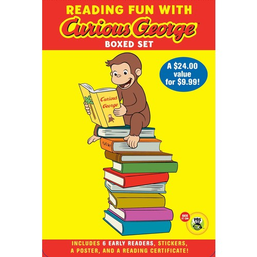 Reading Fun With Curious George