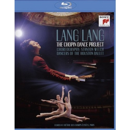 Chopin dance project (Blu-ray)
