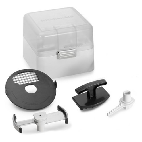 KitchenAid Food Processor Attachment Accessory Kit- KSMFPAEP