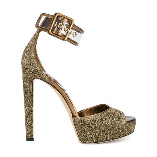 Mayner 130 lurex sandals