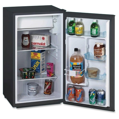 Avanti 3.3 Cu. Ft. Compact Refrigerator - Black