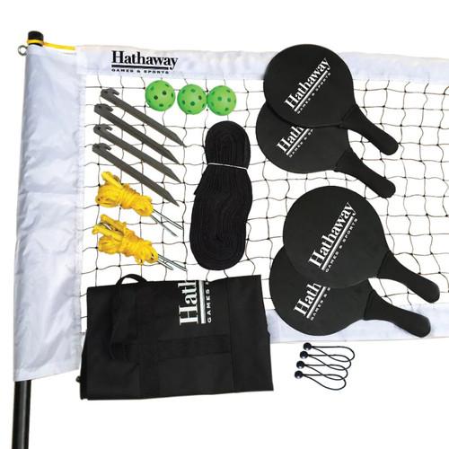 Hathaway Portable Pickleball Game Set