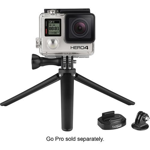 GoPro - Tripod Mounts - Black