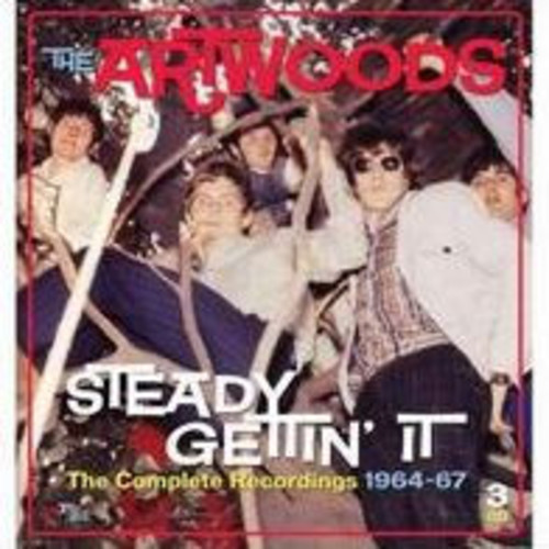 Steady Gettin' It: Complete 1964-1967