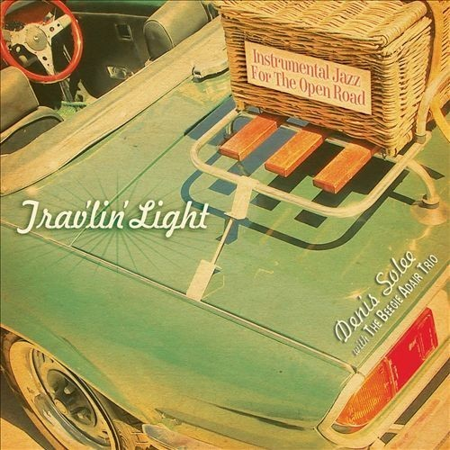 Trav'lin Light: Instrumental Jazz for the Open Road [CD]