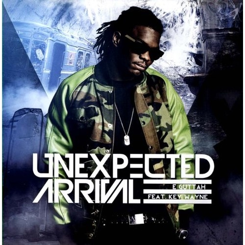 Unexpected Arrival [CD]