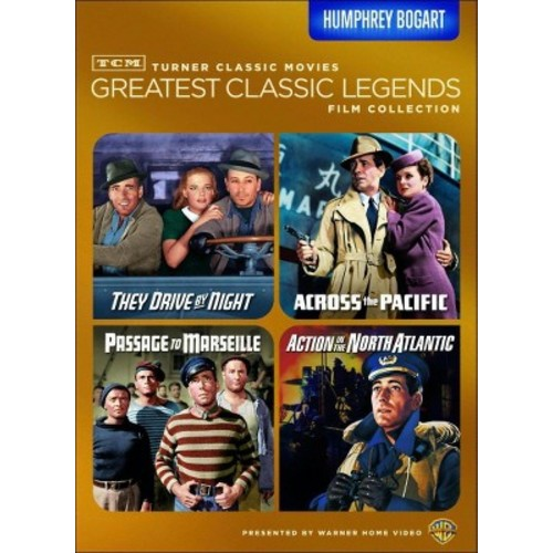 TCM Greatest Classic Legends Film Collection: Humphrey Bogart [2 Discs]