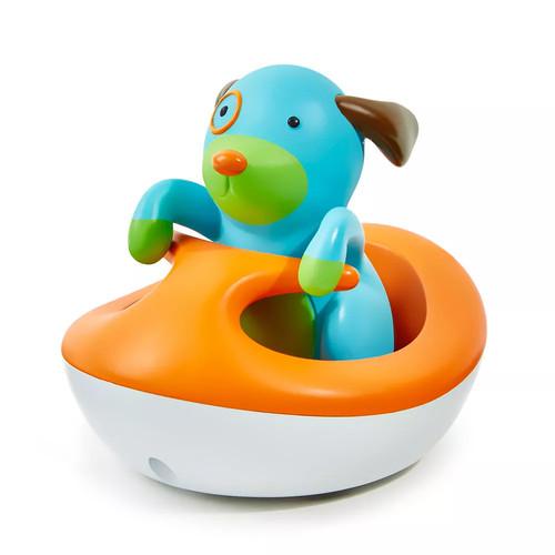 Skip Hop Zoo Bath Rev-Up Wave Rider - Dog
