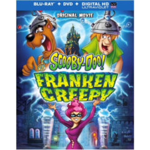 Scooby-Doo!: Frankencreepy