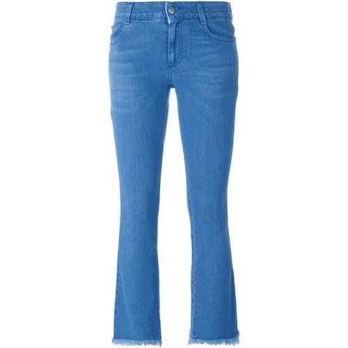 STELLA MCCARTNEY Boot Cut Jeans