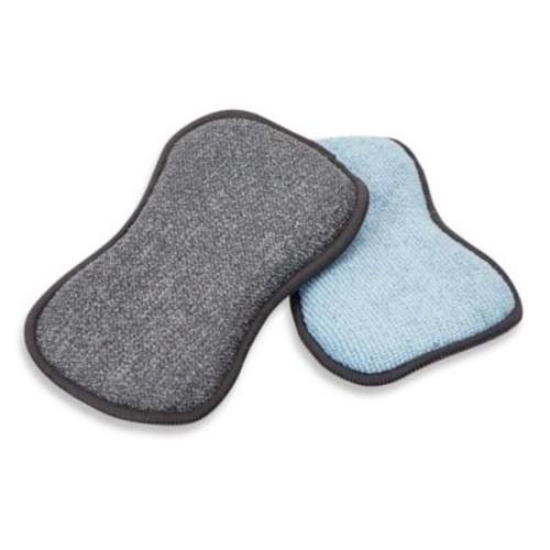 2-Pack Microfiber Sponge Pads