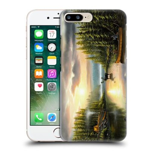 Official Chuck Black Landscape Memories With Dad Hard Back Case For Apple Iphone 7 Plus
