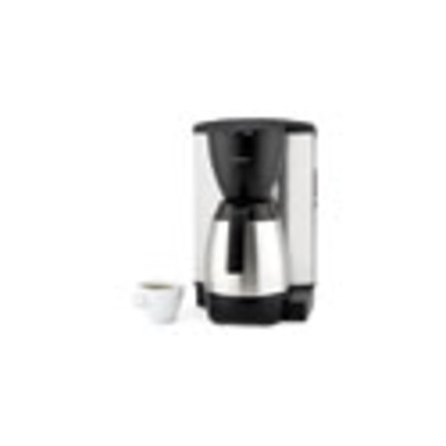 Capresso MT600 Plus 10-Cup Programmable Coffee Maker with Thermal Carafe