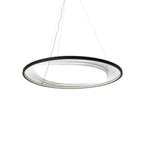 LBL Interlace Black LED Suspension