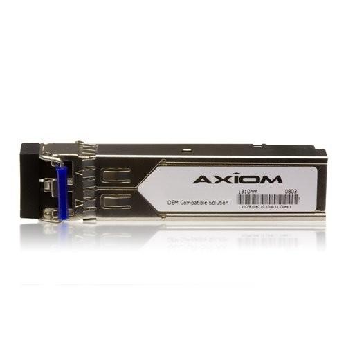 AXIOM 1000BASE-SX SFP MMF MODULE FOR 3CO
