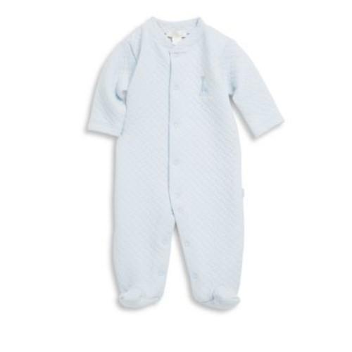 Baby Boy's Sophie La Girafe Cotton Footie