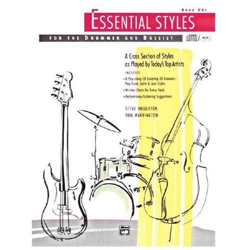 Essential Styles for the Drummer and Bassist : Book 1 (Paperback)