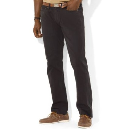 Polo Ralph Lauren Big and Tall Pants, Classic-Fit Five-Pocket Pants