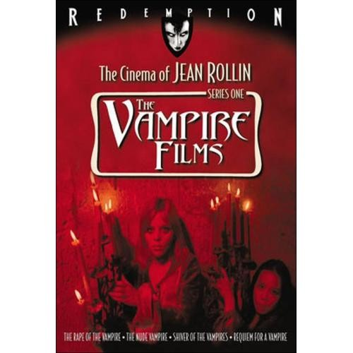The Cinema of Jean Rollin: The Vampire Films - Series One [4 Discs] [DVD]