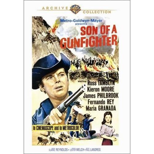 Son of a Gunfighter [DVD] [1966]