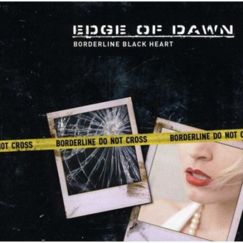 Borderline Black Heart [CD]