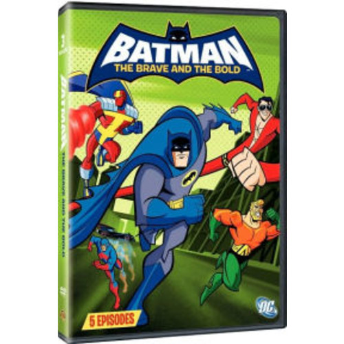 Batman: The Brave and the Bold, Vol. 3