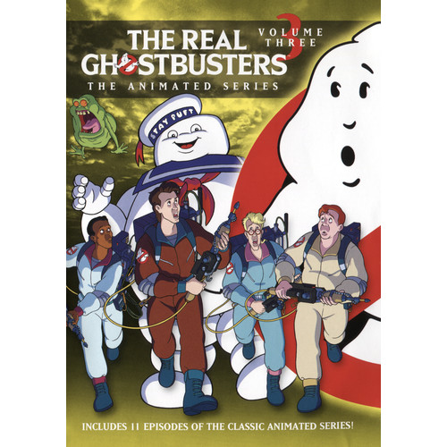 The Real Ghostbusters: The Animated Series - Volume 3 [DVD]