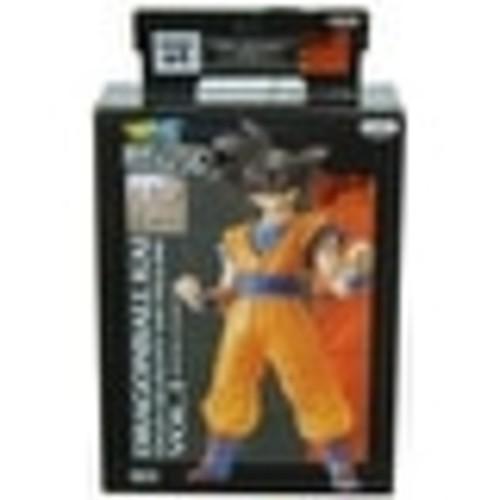 Dragon Ball Kai DX Special Clear Version Son Gokou Volume 1 Figure - multi