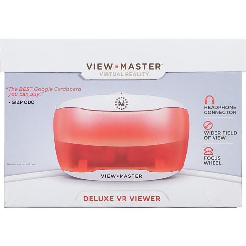 View-Master Deluxe Virtual Reality Viewer