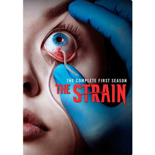 The Strain: The Complete First Season [4 Discs] [DVD]