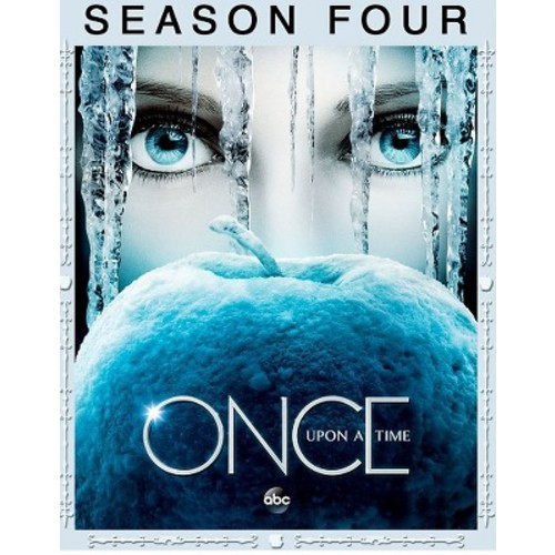 Once Upon A Time: The Complete Fourth Season (Blu-ray) (Widescreen)